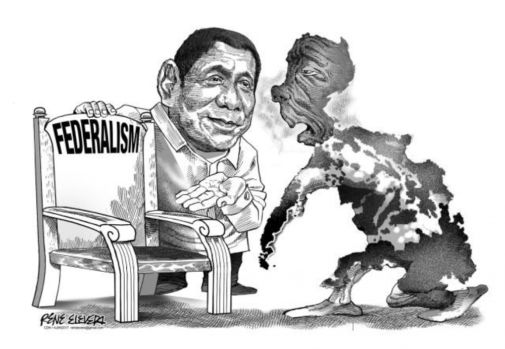 Federalism Cha-cha going nowhere?
