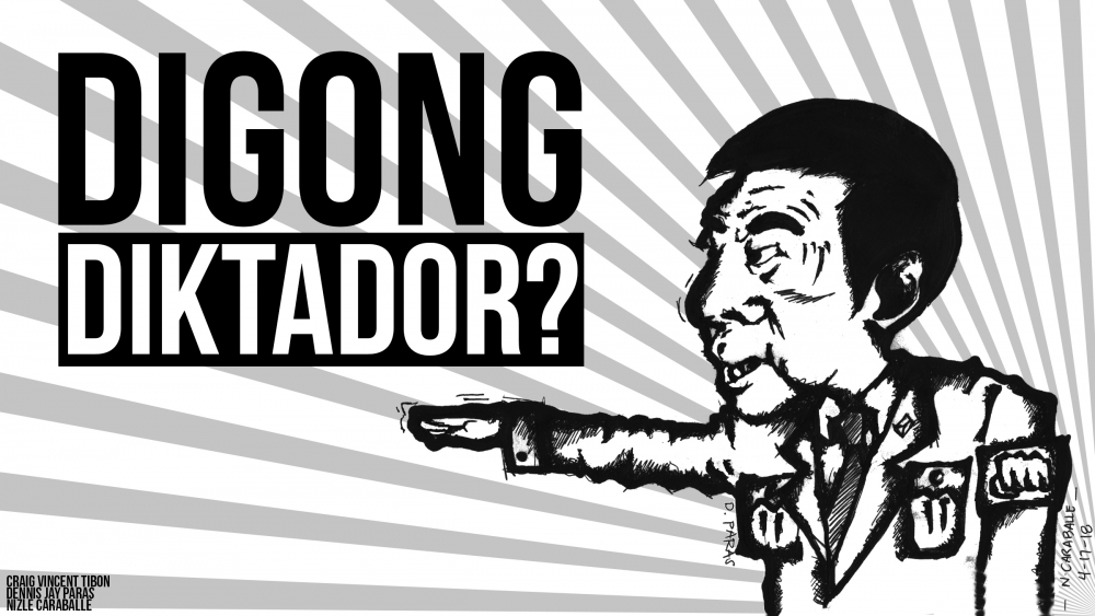 Is Duterte a dictator?