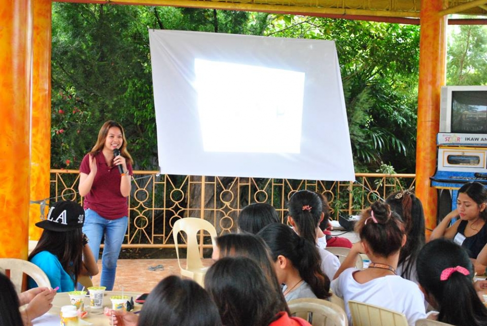 Simultaneous Voter's Education for the Youth of Compostela Valley Province