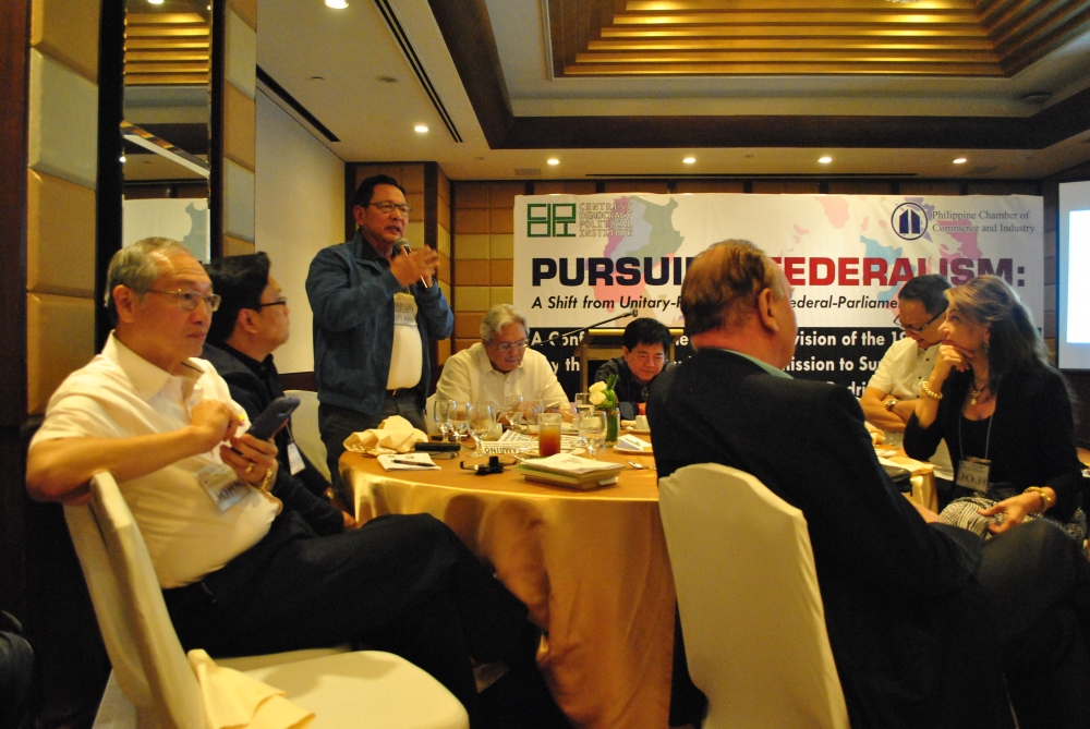Concerned Dabawenyos to go on cross-country campaign for Federalism