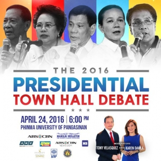 The 2016 Presidential Town Hall Debate Full Video