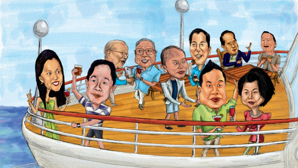Taipans — bulwark of democracy or China's fifth column?