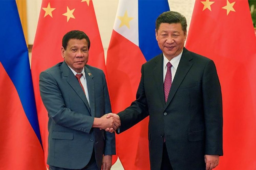 Solon to Duterte: 'Reveal China loan terms'