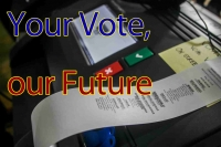 A vote for our future