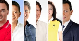 Harapan ng Bise: ABS-CBN's VP Debate 2 Full Video