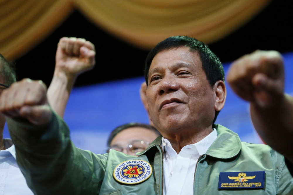 Duterte Doctrine and the generals