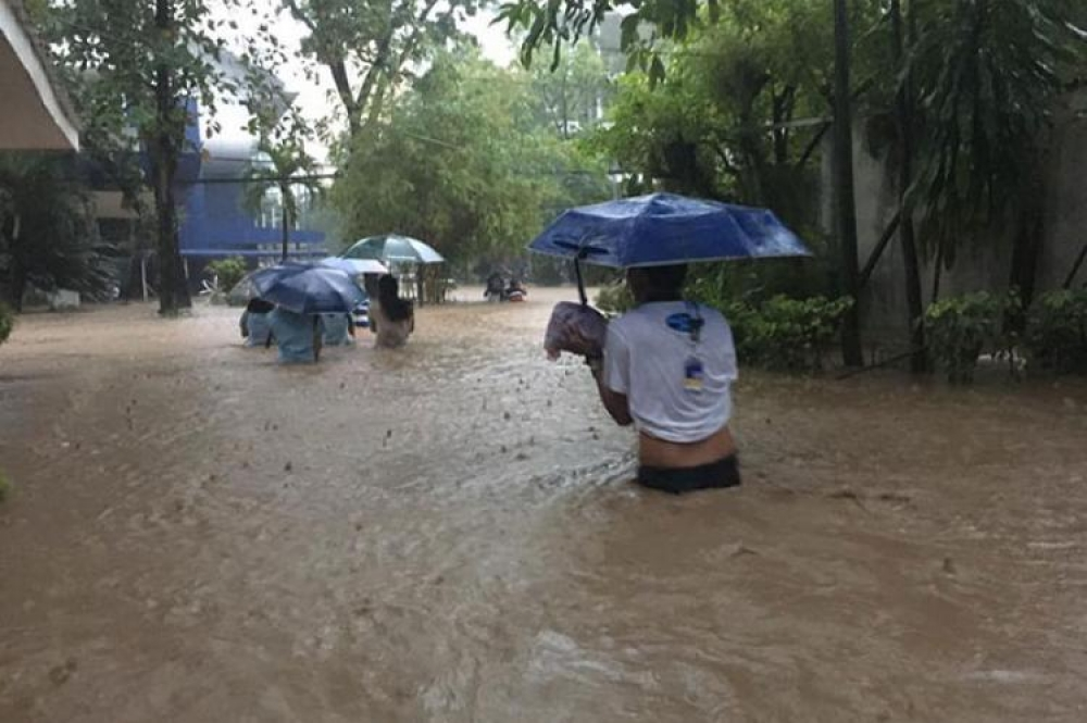 State of calamity declared in inundated Cagayan de Oro