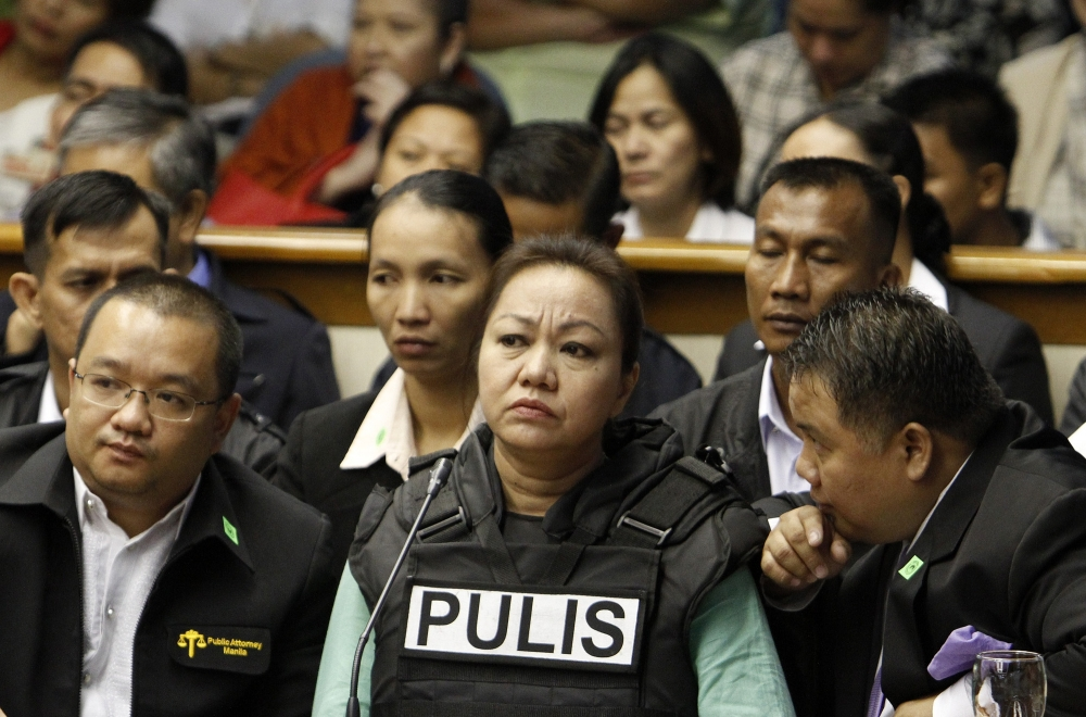Cayetano to SolGen: Explain bid to acquit Napoles