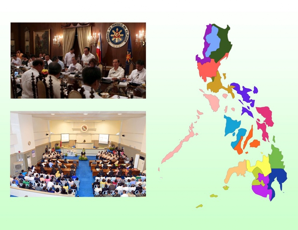 A VIEW FROM THE CENTER: Federalism's advantages over unitarism
