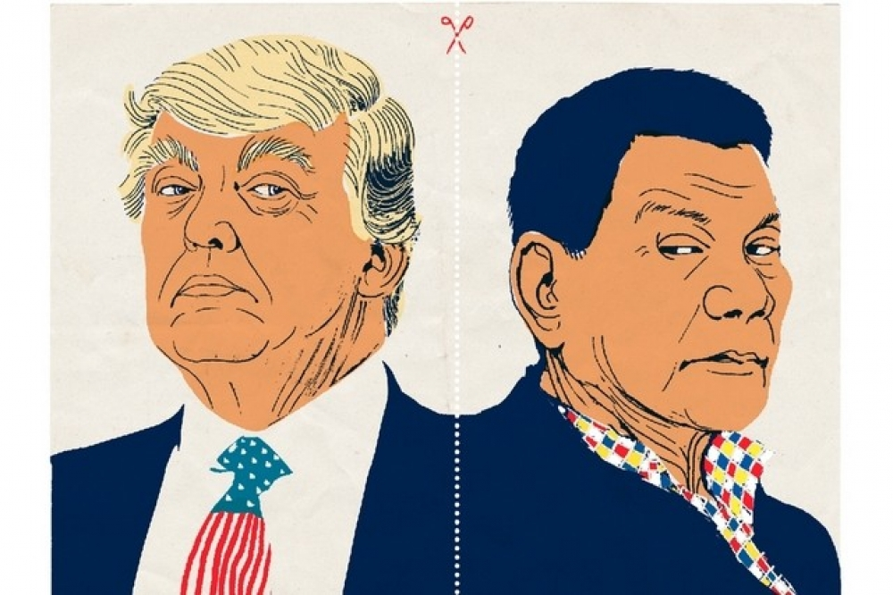 Comparing US and Philippine presidents