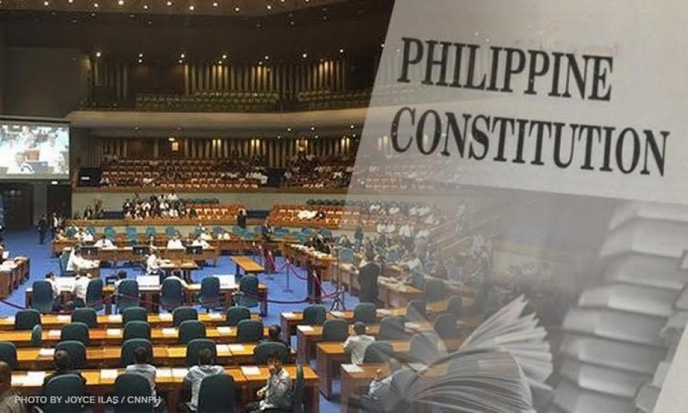 Drilon pushes con-con, says there is a need to re-examine Constitution