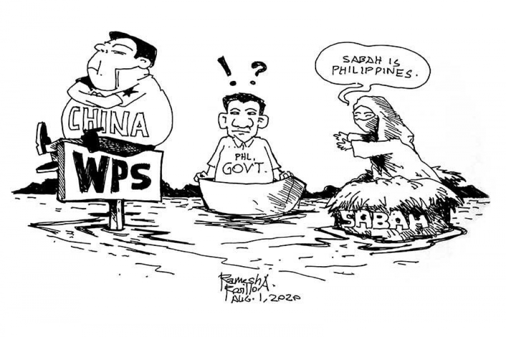 Ramifications of WPS and Sabah