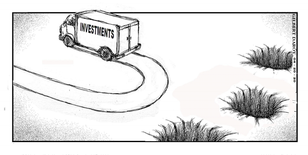 Shifting investment landscape