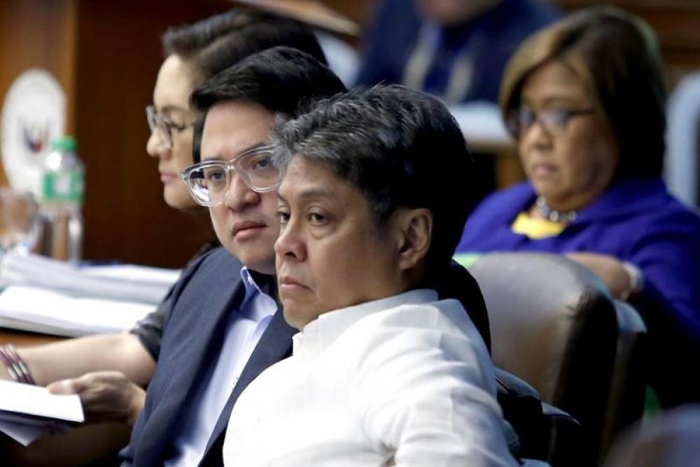 LP booted out of Senate majority