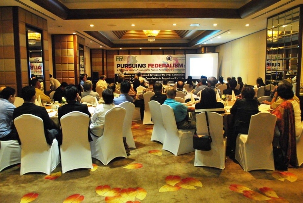 Davao business leaders to help new gov't build consensus on federalism