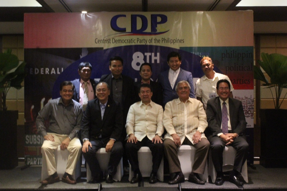 CDP and PDP-LABAN: On the Road to Federalism