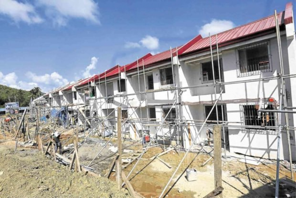 46 'Yolanda' projects defective, says NHA