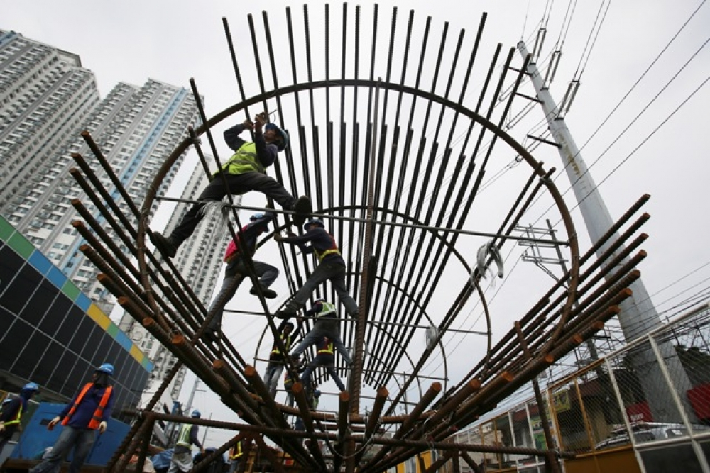 Government to spend P861-B on infra in 2017